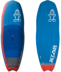 "STARBOARD SUP 2016 / 8'0""x31.5"" HYPER NUT Carbon (133L)"