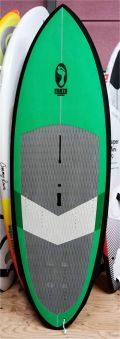 "ビルフット 2019現行モデル BILLFOOTE / BF 7'2"" X-over Soft Top 105L 中古ボード Sup Surf / Sup Foil / Windsurf Foil"